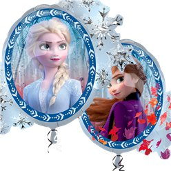 Disney Frozen 2 SuperShape Ballon - 76 cm Folie