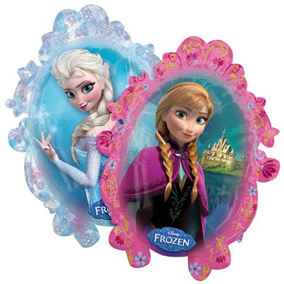 Disney Frozen Ballon - 79 cm Folie