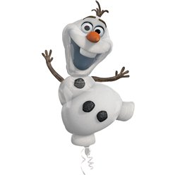 Disney Frozen Olaf SuperShape Ballon - 104 cm Folie