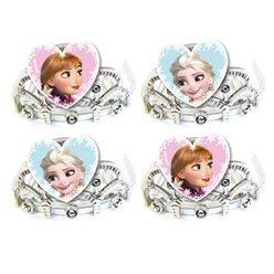 Disney Frozen Ice Skating Tiaras - Plastic