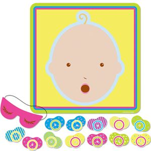 Baby Shower Pin de Babyspeen Spel