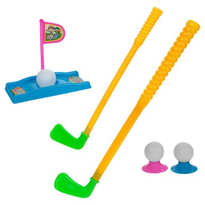 Junior Golf Club Set met Golfballen & T-stukken