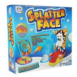 Splatter Face Spel