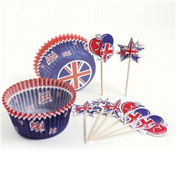 Cupcake Decoratie Set