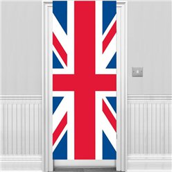 Union Jack Deurbanner - 1.5m