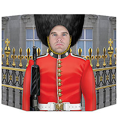 Royal Guard Photo Prop