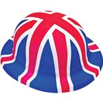Union Jack Plastic Bolhoed