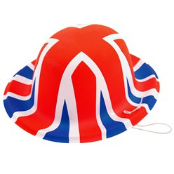 Union Jack Mini Bolhoed