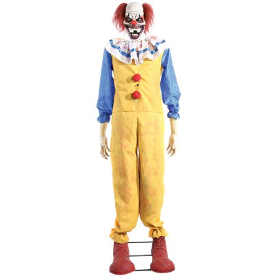 Animerende Bewegende Clown - 1.8m