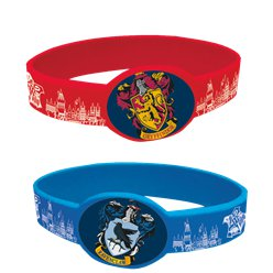 Harry Potter Rubberen Armbanden