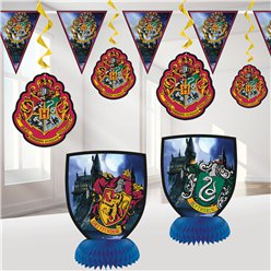 Harry Potter Decoratieset