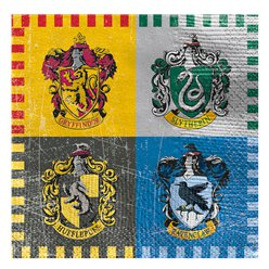 Harry Potter Papieren Drank Servetten - 25 cm