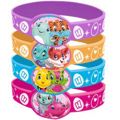 Hatchimals Rubberen Armbanden