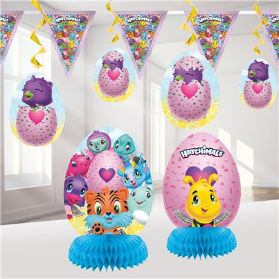 Hatchimals Decoratie Set