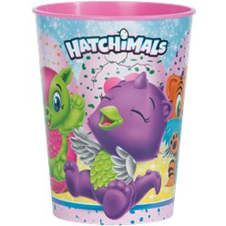 Hatchimals Plastic Traktatiebeker - 454 ml
