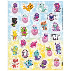 Hatchimals Sticker Vel