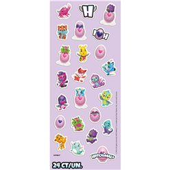 Hatchimals Puffy Stickers Vel