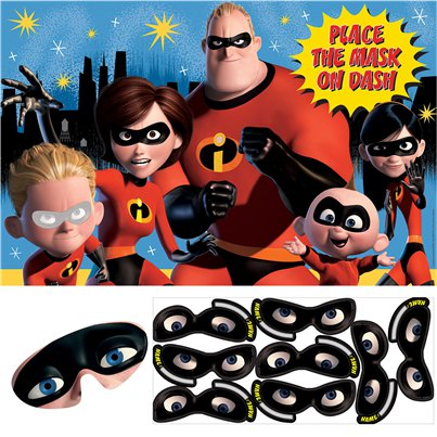 The Incredibles 2 Feest Spelletjes
