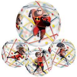 The Incredibles 2 Orbz Ballon - 46 cm Folie