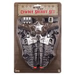 Cowboy Pistool & Holster Set