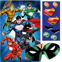 Justice League Feestspel