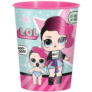 L.O.L Surprise Plastic Traktatiebeker - 455 ml