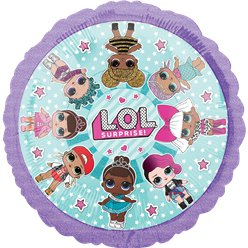 L.O.L Surprise Ballon - 46 cm Folie