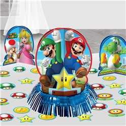 Super Mario Tafeldecoratie Kit