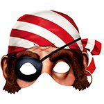 Piraten Maskers