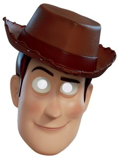Toy Story Woody Masker