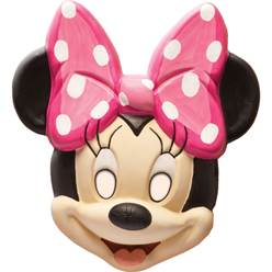 Minnie Mouse Feestmasker