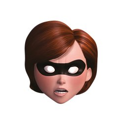 Mrs Incredible Masker