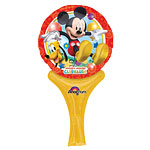 Mickey Mouse Ballon - 30 cm Folie