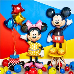 Mickey Mouse Ballon Set