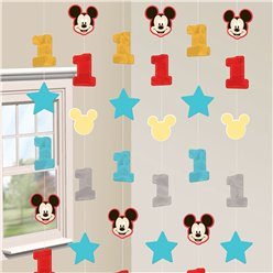 Baby Mickey 1 is Leuk Slinger Decoraties