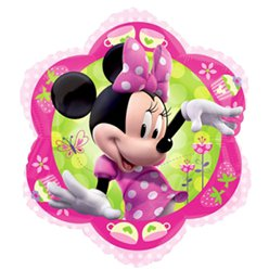 Minnie Mouse Roze Ballon - 46 cm Folie