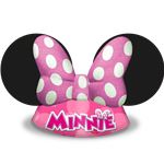 Minnie Mouse Feestmutsen