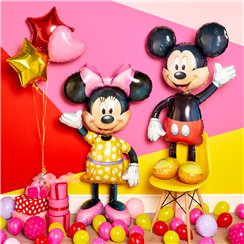 Minnie Mouse Ballon Set