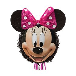 Minnie Mouse Trek Pinata