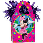 Minnie Mouse Ballon Gewicht - 156g
