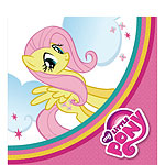 My Little Pony Lunch Servetten - papier