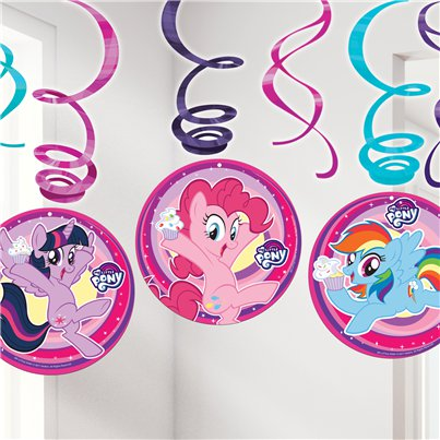 My Little Pony Hangende Swirls