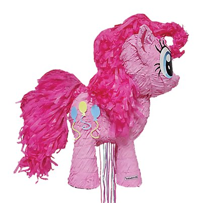 My Little Pony Pinkie Pie Trek Pinata