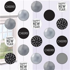 Disco Bal Drop Hangende Cirkel Decoratie