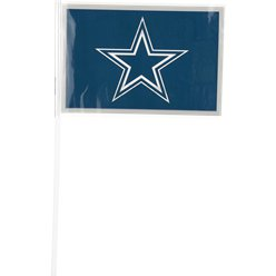 NFL Dallas Cowboys Plastic Vlaggen