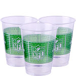 NFL Drive Bekers - 455 ml Plastic Feestbekers