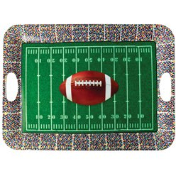 American Football Plastic Dienblad
