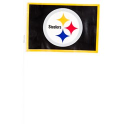 NFL Pittsburgh Steelers Plastic Vlaggen