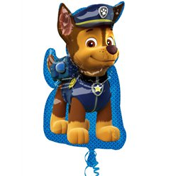 Paw Patrol Chase SuperShape Ballon - 58 cm Folie