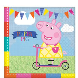 Peppa Pig Servetten - 2laags Papier